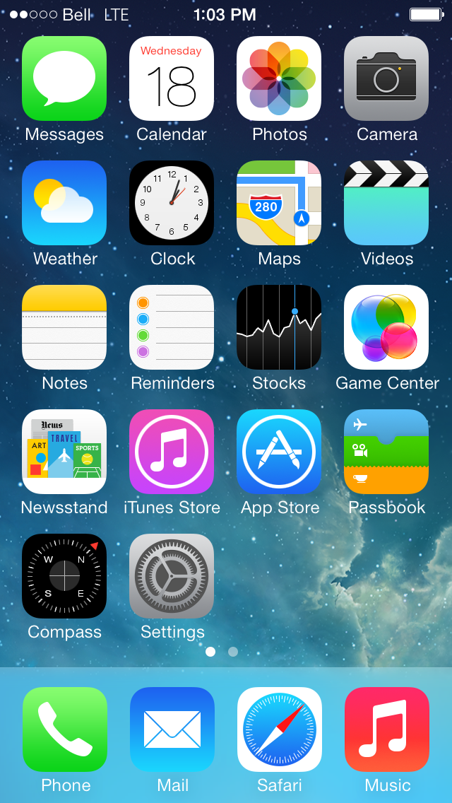 ��� ����� ������ ��� Apple Has Officially Released iOS 7