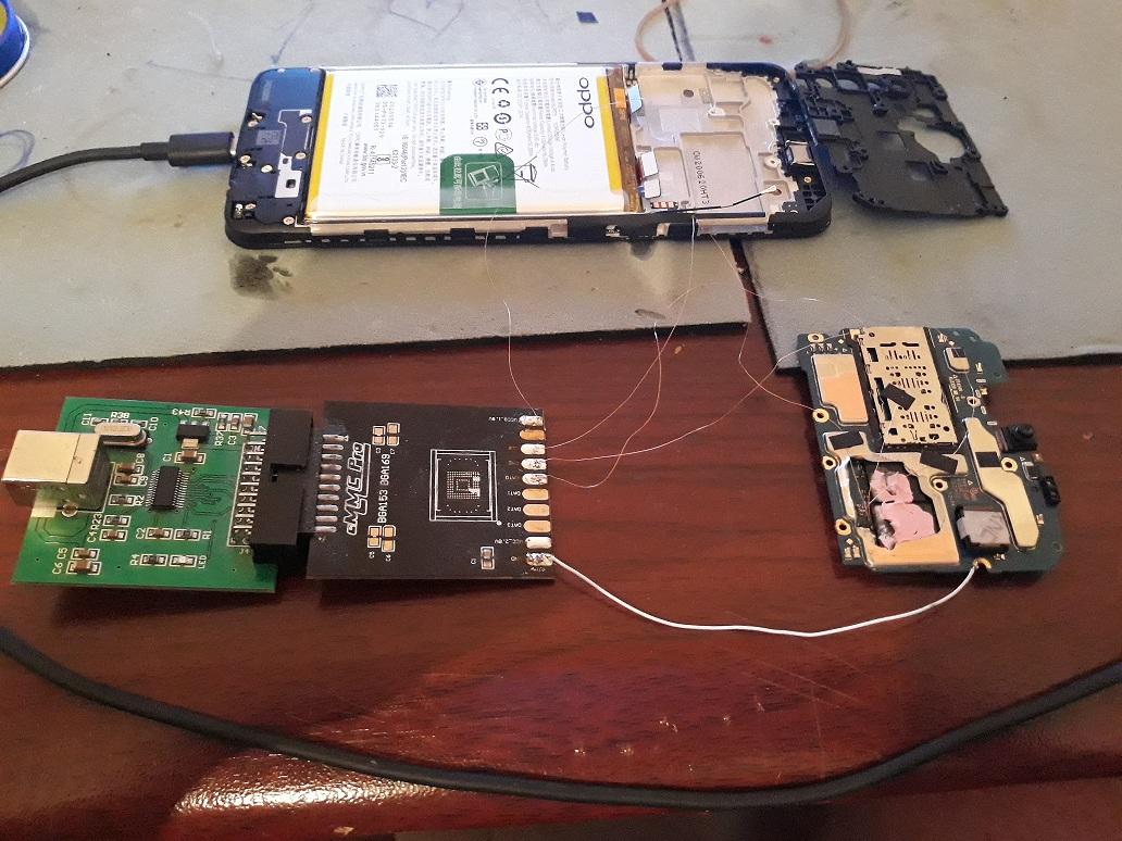 حصريا طريقة فك شفرة هاتف Staraddict 2 على SigmaBox
