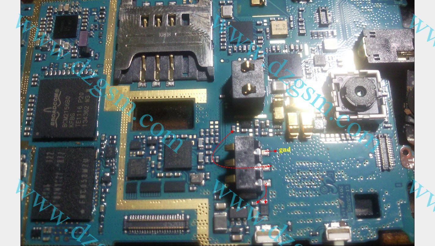 تشريح جهاز S5780 Wave 578