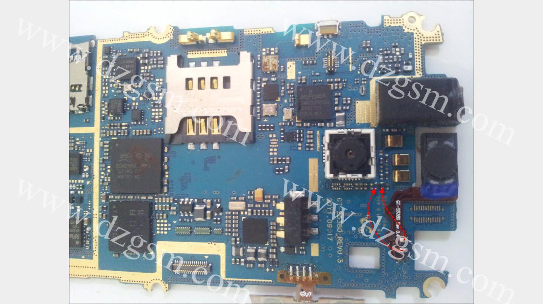 ����� ���� ���� Samsung-Wave-Y s5380