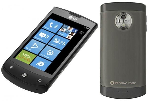 جميع إصدارات الـFirmware لـLG E900 (وينداوز موبايل 7) Lg Optimus 7