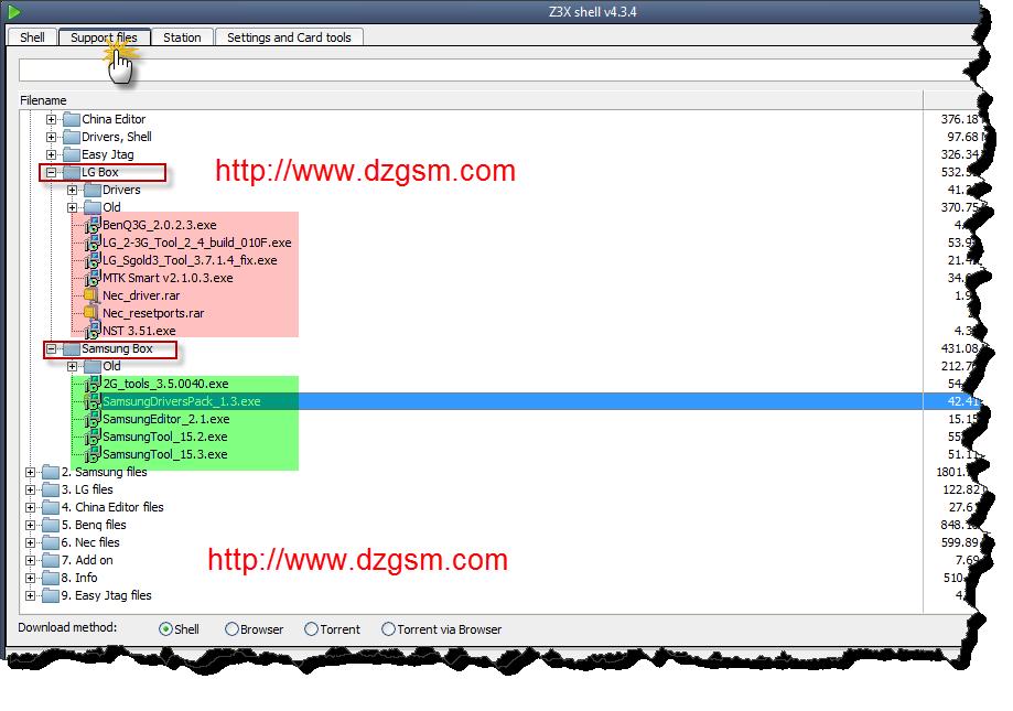 طريقة تثبيت بوكس  How To Install  Z3X
