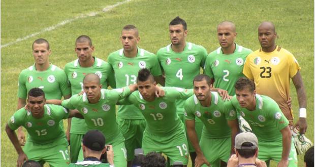الجزائر ثاني أحسن خط هجوم في التصفيات الافريقية
