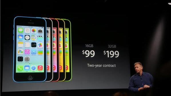 ��� ���� �� ������ ����� ����� ������� iPhone 5C