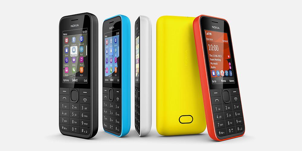 أول فلاشة عربية لنوكيا RM-954 Nokia 207 إصدار 4.06