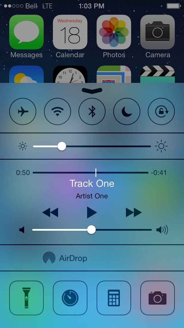 اخر فيرجن لاجهزة ابل Apple Has Officially Released iOS 7